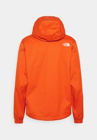 The North Face - MENS QUEST JACKET - Outdoor jacket - flame/black heather - 7
