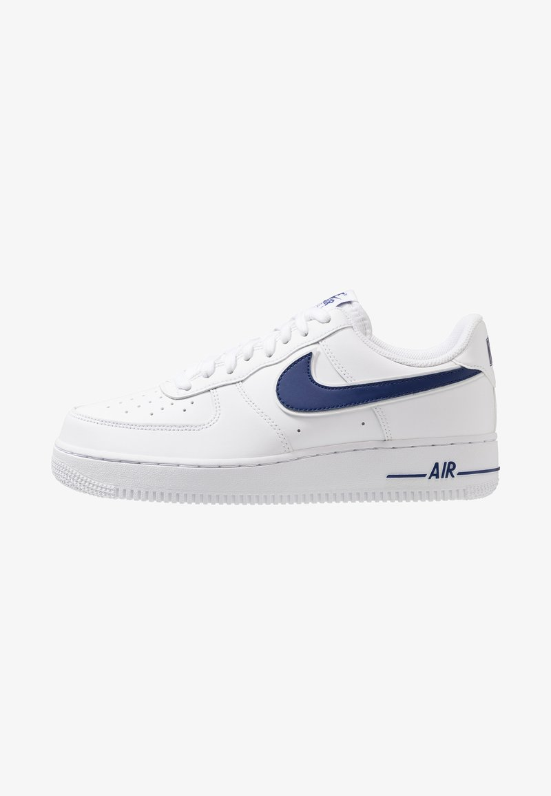 Nike Sportswear - AIR FORCE 1 '07 - Baskets basses - white/deep royal