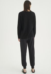 InWear - Tracksuit bottoms - black - 2
