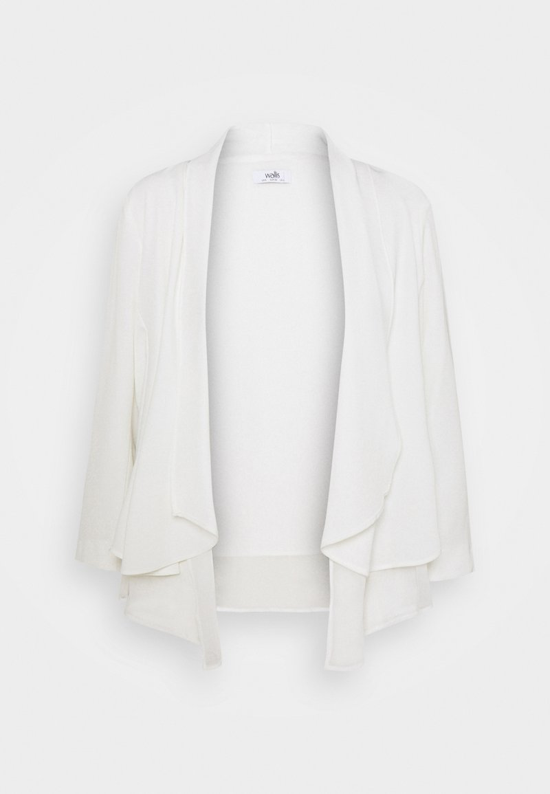 Wallis - HENNA WATERFALL - Blazer - ivory