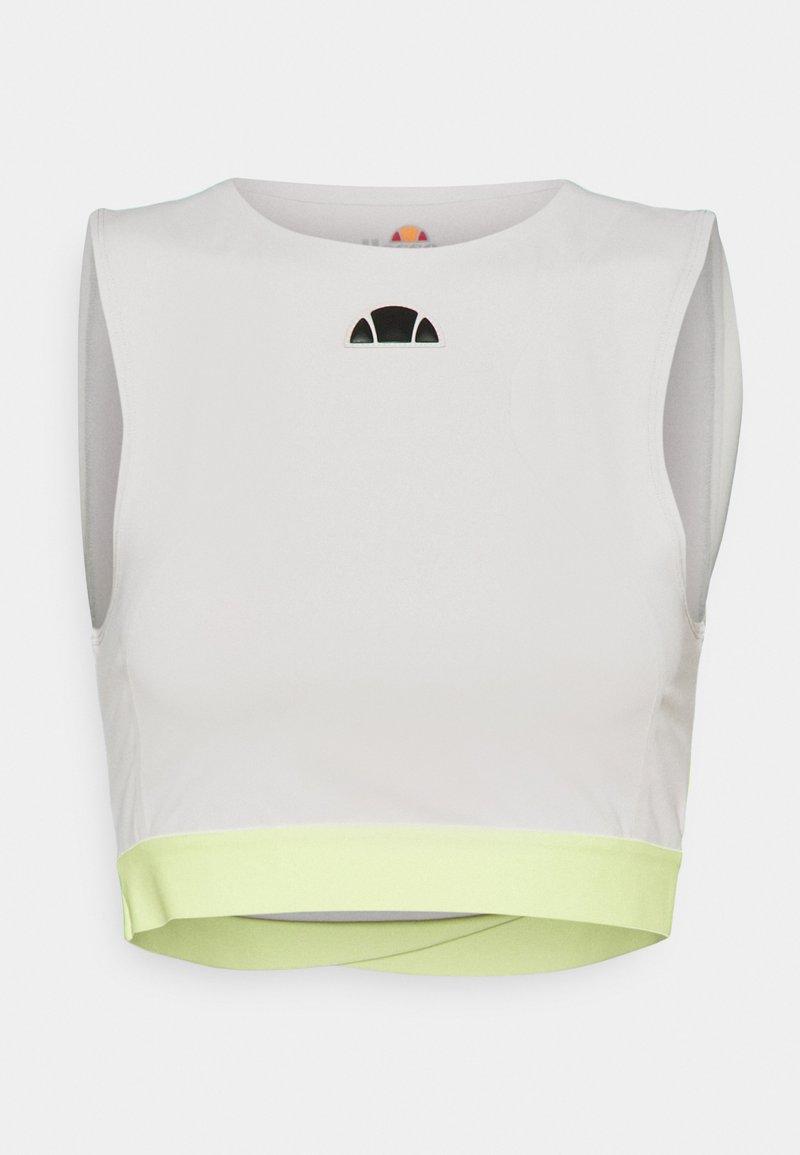 Ellesse - TUTTAN CROP - Top - light grey