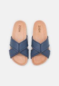Zign - Slip-ins - blue - 5