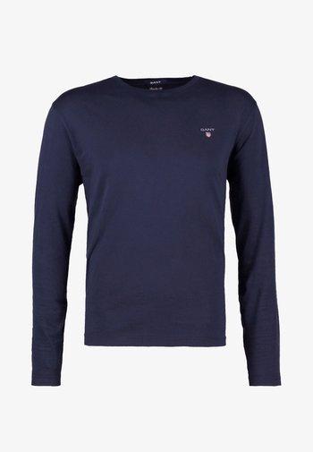 THE ORIGINAL - Långärmad tröja - evening blue
