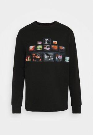 TV REVOLUTION - Langarmshirt - black