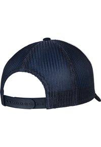 Flexfit - Cap - dark blue/ white - 4