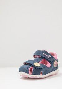Superfit - FANNI - Chaussures premiers pas - blau - 2