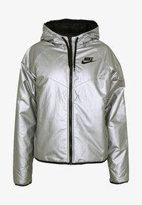 Nike Sportswear - Lehká bunda - metallic silver - 4