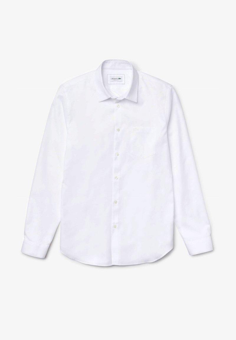 Lacoste - Formal shirt - blanc