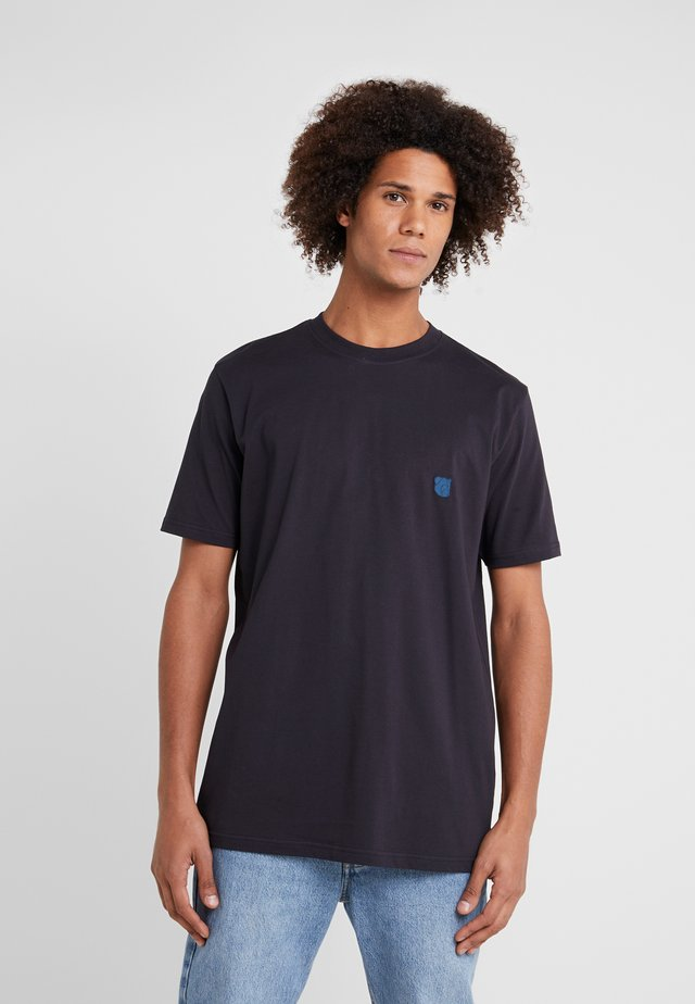 FRANK - Basic T-shirt - dark navy