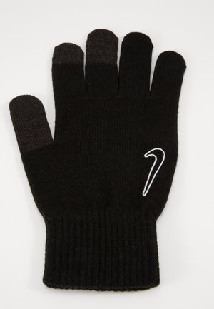 TECH AND GRIP GLOVES  - Guantes - black/white