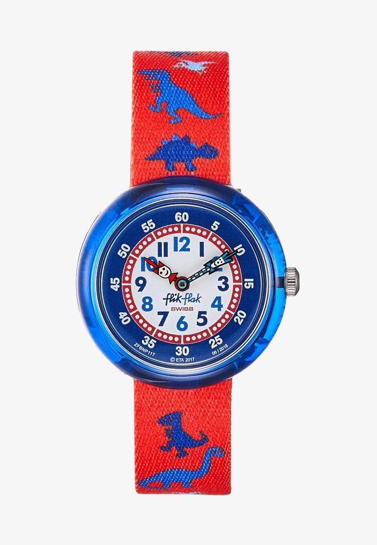 Flik Flak - DINOSAURITOS - Watch - red