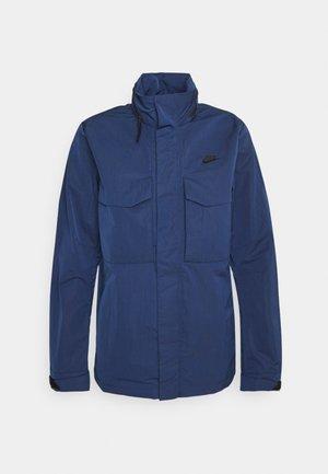 Summer jacket - midnight navy