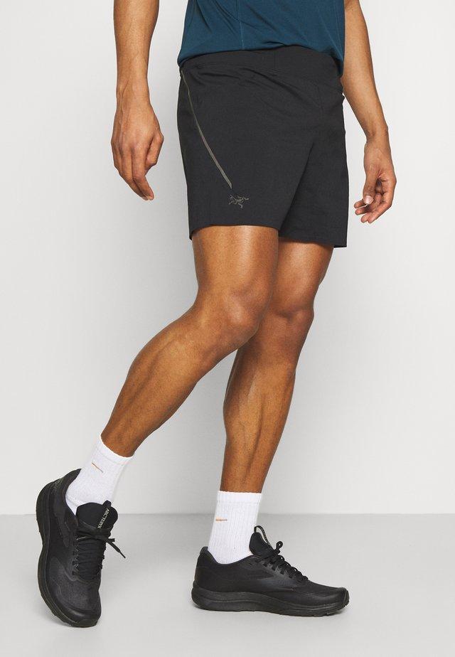 MOTUS SHORT MENS - Shorts outdoor - black