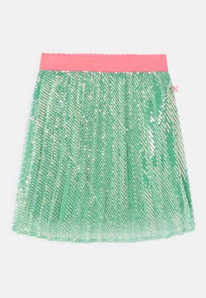 PETTICOAT - Pleated skirt - green