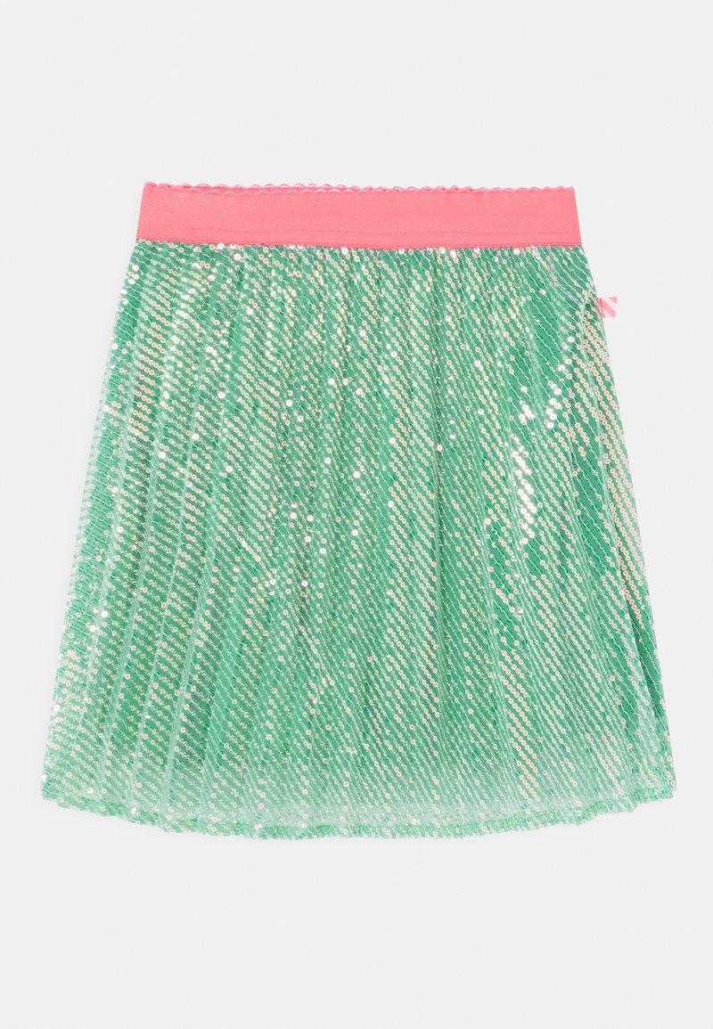 Billieblush - PETTICOAT - Falda plisada - green