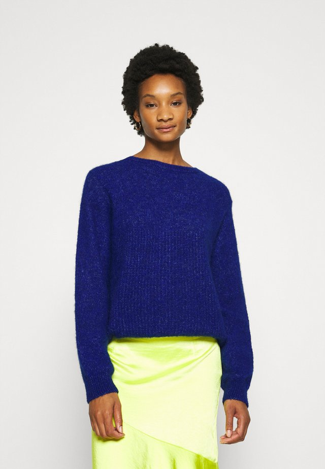 EAST - Pullover - bleu royal