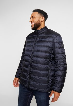 BIG & TALL RYEGATE  - Down jacket - dark navy