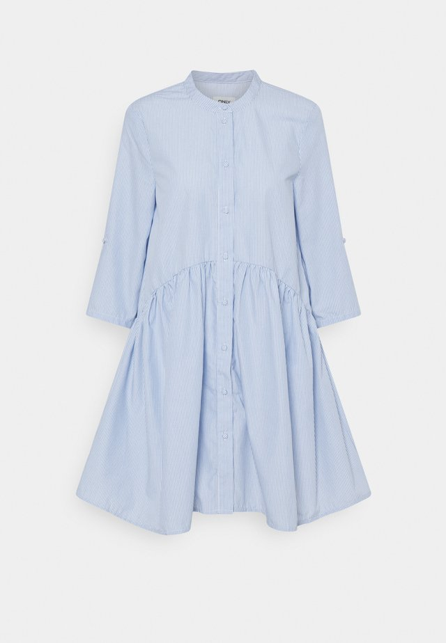 ONLCHICAGO LIFE STRIPE - Day dress - white/blue