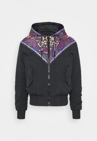 Versace Jeans Couture - CRINKLE  - Light jacket - nero - 7