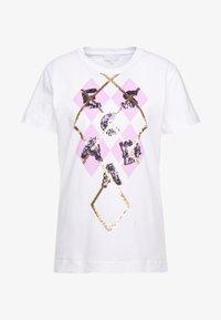 Escada Sport - EDONATA - Print T-shirt - white - 3