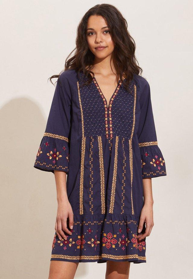 JAMILA - Day dress - dark blue