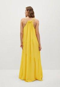 Mango - Maxi dress - lime - 1