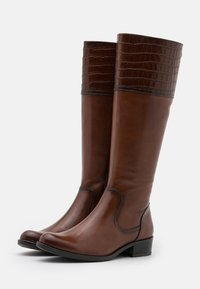 Caprice - Boots - cognac - 2