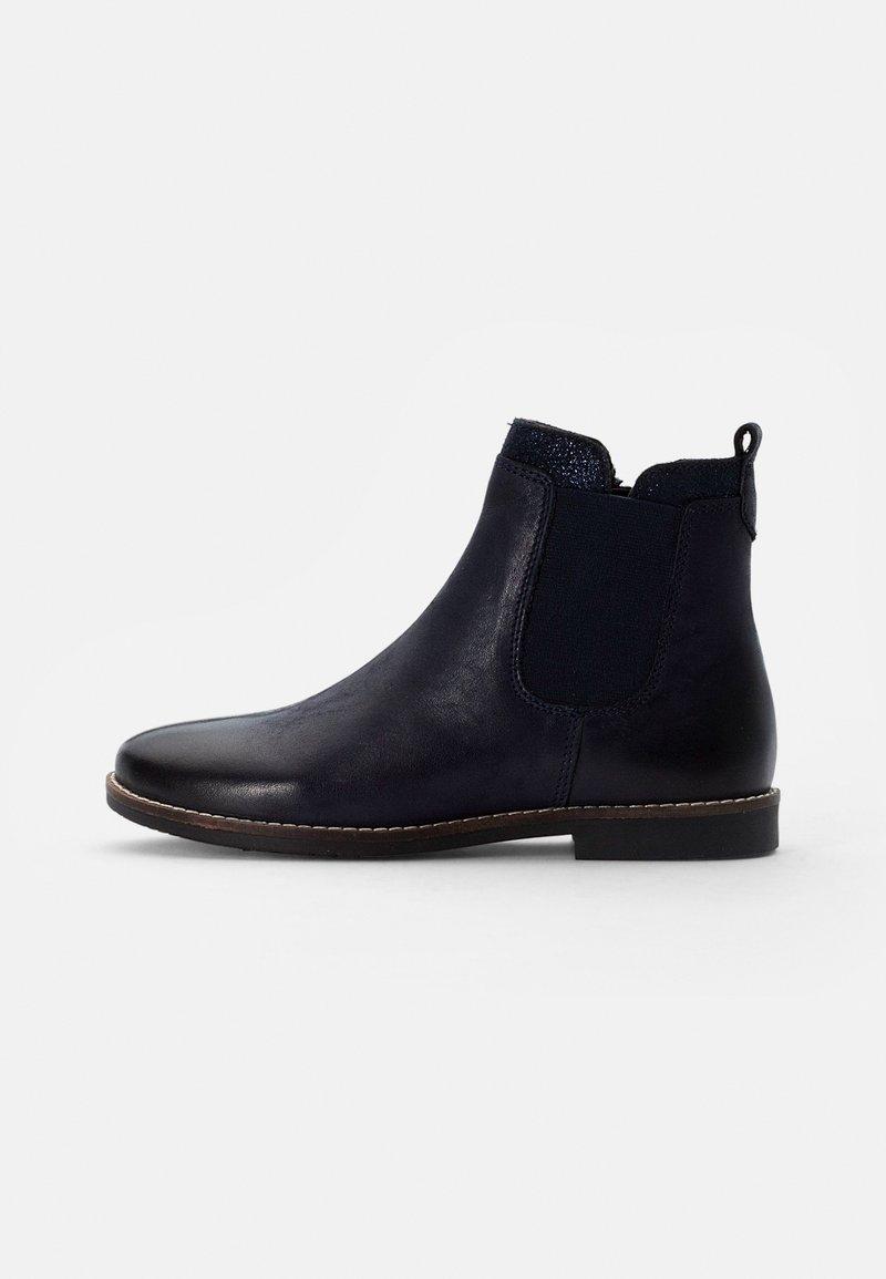 Friboo - LEATHER - Kotníkové boty - dark blue