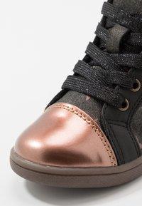 Friboo - Sneakers hoog - black - 2