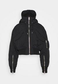 REEVES JACKET - Light jacket - black solid