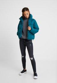 River Island Petite - Jeans Skinny Fit - grey - 1