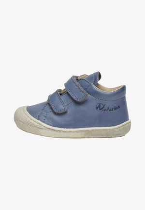 NATURINO COCOON VL - Baby shoes - blue