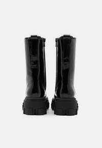 The Kooples - BOTTINE  - Lace-up ankle boots - black - 3