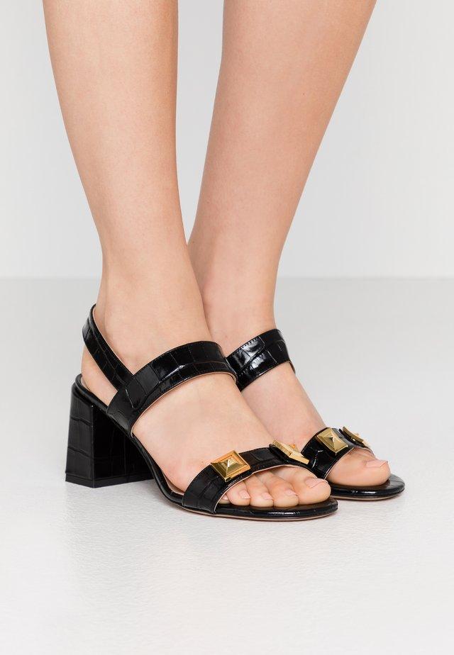 Sandali - nero