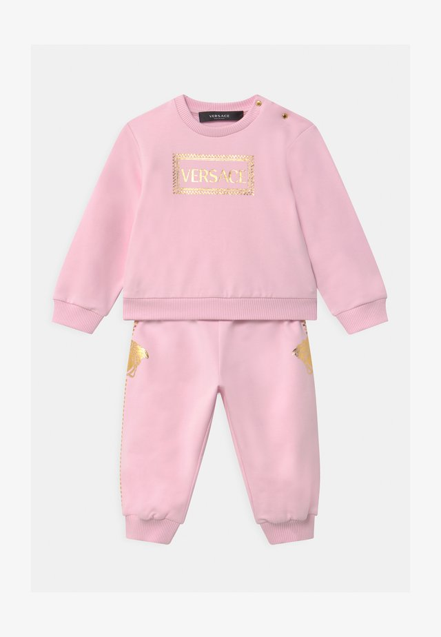 SET - Tracksuit - rose