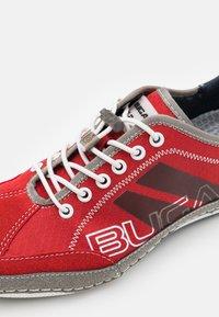 Bugatti - CANARIO - Sneakers - red - 5