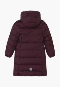 Reima - SATU UNISEX - Kabát zprachového peří - deep purple - 2