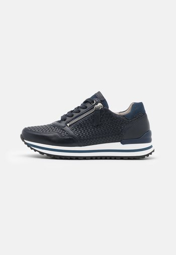 Sneakers laag - midnight/river