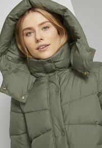 TOM TAILOR - Winter jacket - greyish green - 3