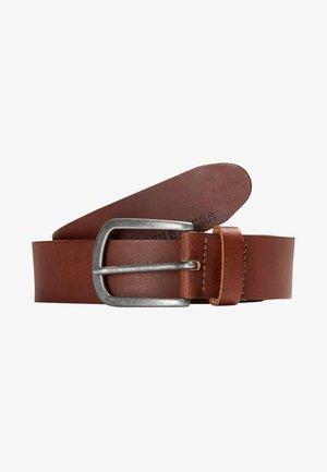 Belt - mocha bisque