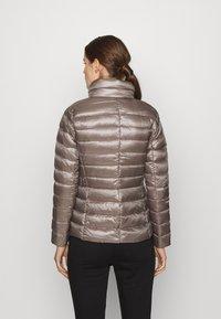 Lauren Ralph Lauren - LUST INSULATED - Down jacket - truffle - 2