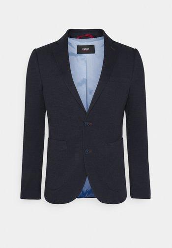 DATI JACKET - Kavaj - dark blue