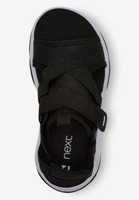Next - Walking sandals - black - 1