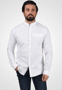 Solid - ALLION - Shirt - white - 0