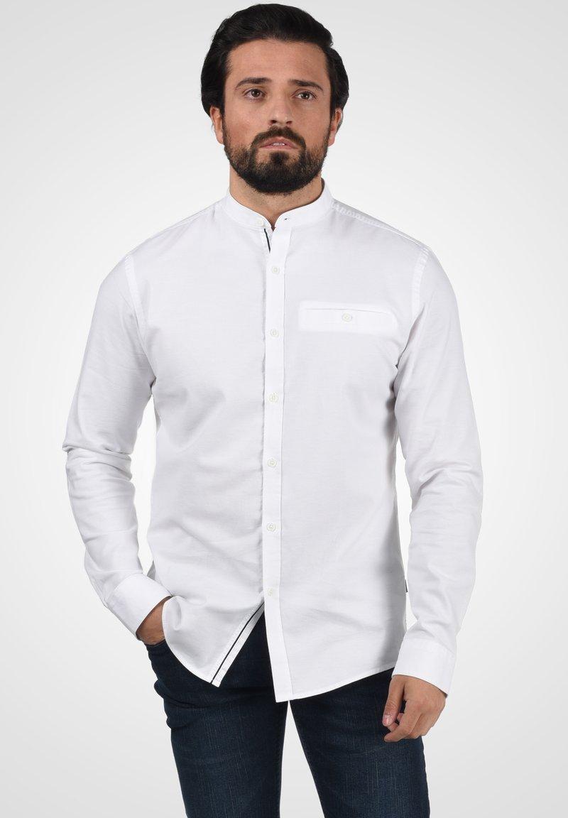Solid - ALLION - Shirt - white
