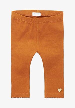 Leggings - Trousers - roasted pecan