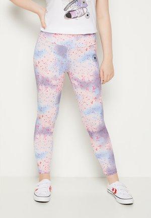 HIGH RISE - Leggings - storm pink