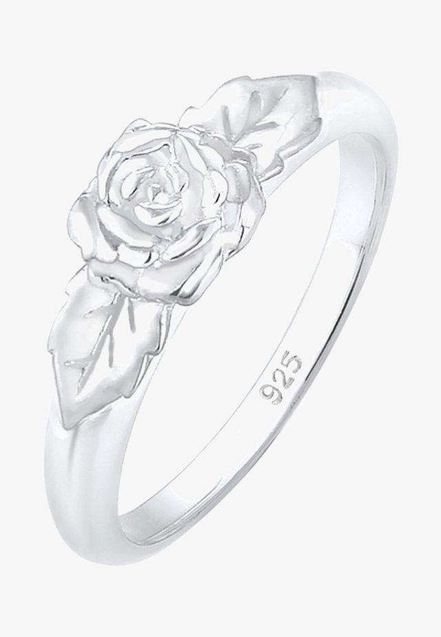 VINTAGE LOOK - Prsten - silver