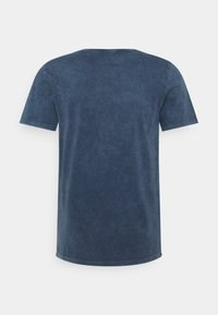 Redefined Rebel - RACE TEE - T-shirt print - navy - 6