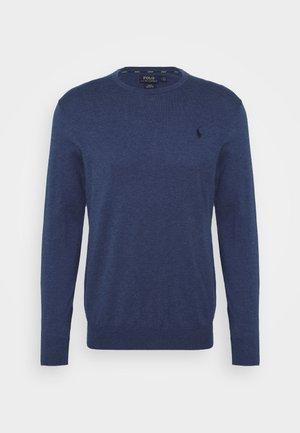 Svetr - derby blue heather